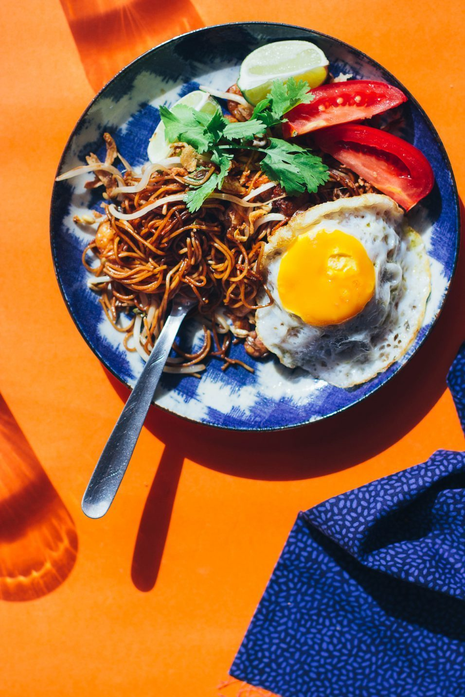 fideos indonesios mie goreng