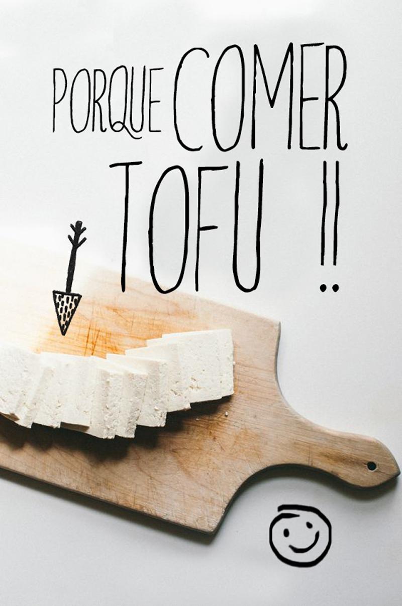 Porqué es bueno comer tofu