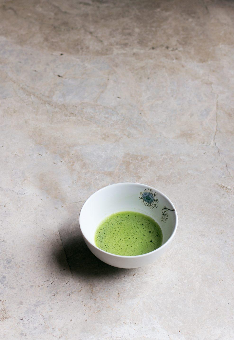 los 10 beneficios del té matcha
