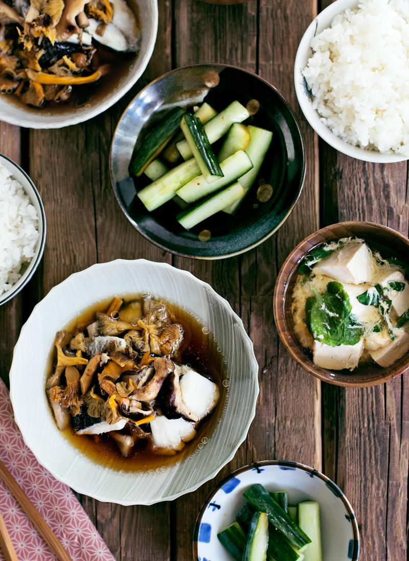 cómo preparar un menú kaiseki