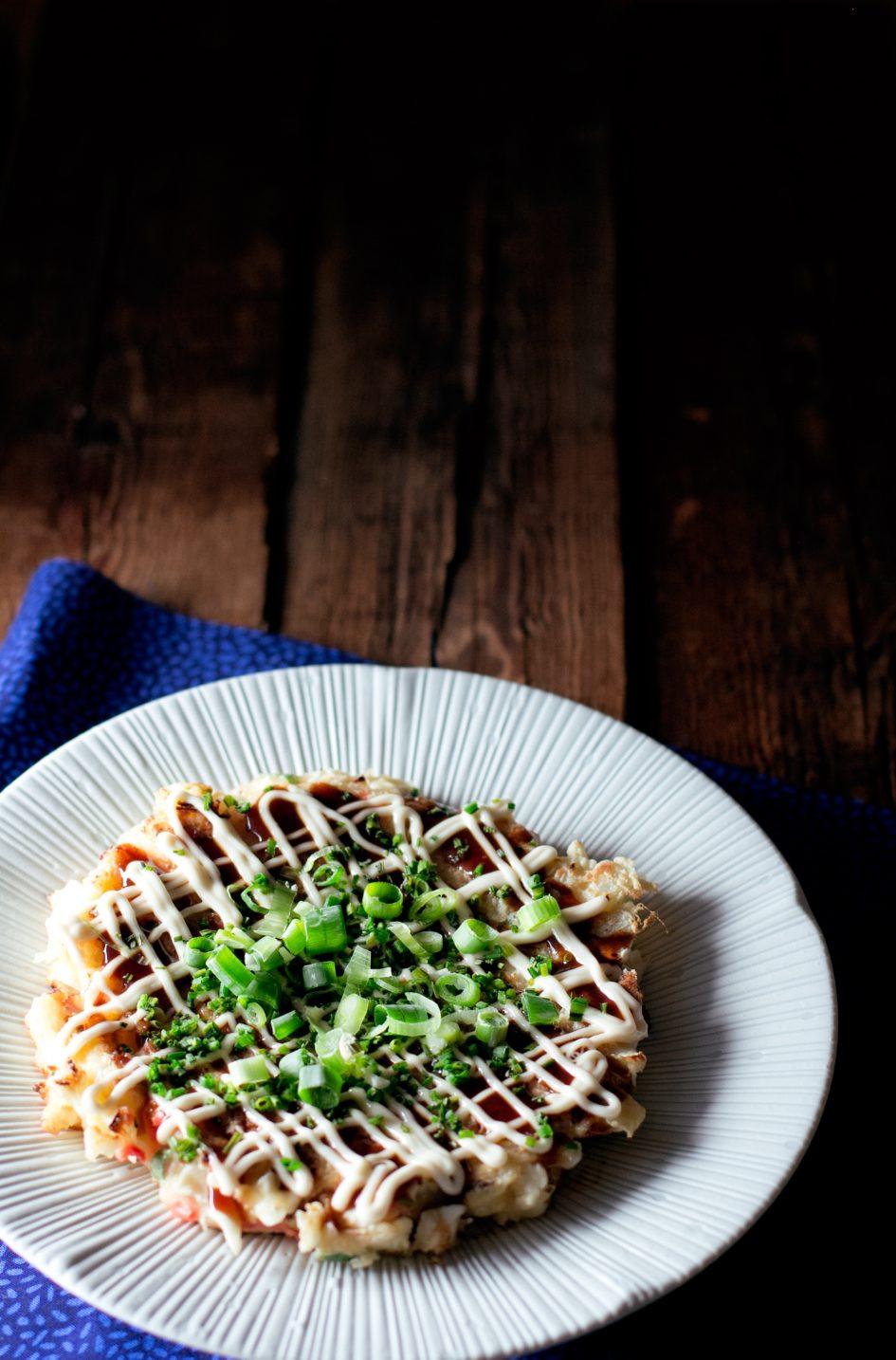 cómo hacer un okonomiyaki