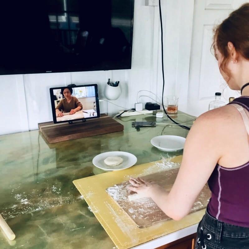 clases de cocina japonesa online